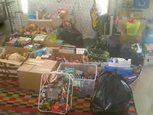 Huge Garage Sale - Toys, Furniture, Pop culture, Collectables Bethania Logan Area Preview