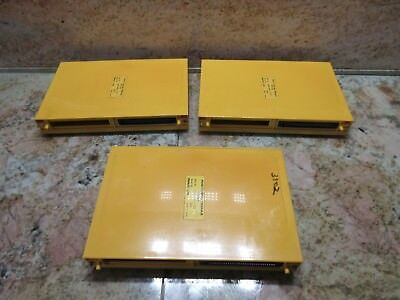 Fanuc Positioning Module Unit Pt01a A03b-0801-c051 Cnc Tsugami Lot Of 3 Pieces