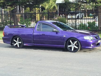 Ford xr8 ute 302kw Tumut Tumut Area Preview