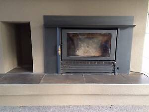Heat Charm inbuilt wood heater Balnarring Mornington Peninsula Preview