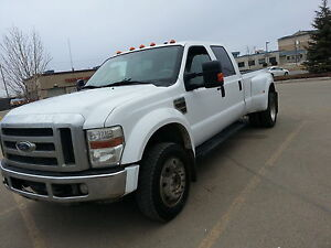 2008 Ford F-450 lariat Pickup Truck dually