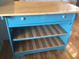 DIY bar / kitchen island - available