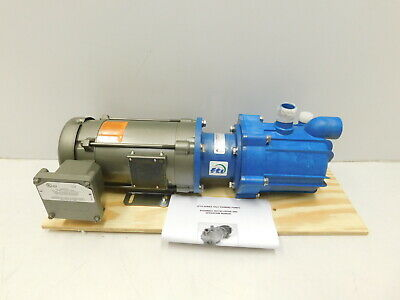 New Finish Thompson Sp10p-5-ns-m511 Centrifugal Magnetic Drive Pump 34 0.75 Hp