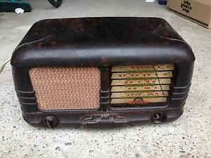 Astor Vintage JJ valve radio Lansvale Liverpool Area Preview