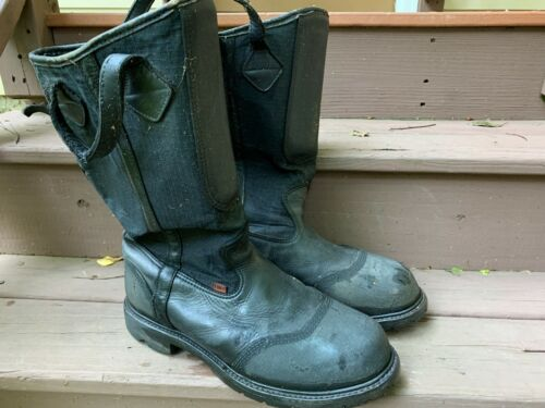 Sympatex Firefighter Boots - Size 13 W - Firefighter Turnout Gear - USED