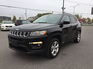 2018 Jeep Compass North*BLUETOOTH*MAGS 17PO*AWD*ÉCRAN TACTILE*