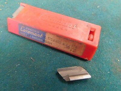 10 Sandvik Coromant Vl 170.6-6515 M Pfl-8u4 Carbide Inserts Knux 160410l