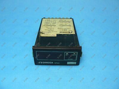 Omega Dp461-v Digital Temperature Panel Meter 18 Din 115vac Vma Input Tested