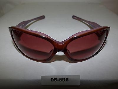 05-896 Women's Oakley Betray Sunglasses Lavender Tortoise / G40 Gradient NWOT -