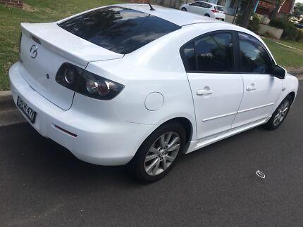 Mazda 3 maxx 2007