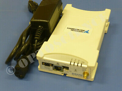 National Instruments Ni Wls-9163 Ethernet Wireless Cdaq Chassis