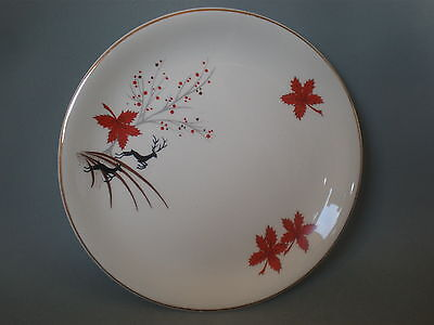 "ALFRED MEAKIN ENGLAND STAG 7"" SIDE PLATE"