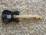 Fender Telecaster Deluxe + Case Speers Point Lake Macquarie Area Preview