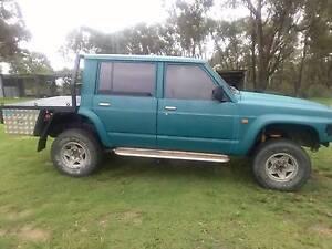 1996 Nissan Patrol Wagon Tingha Guyra Area Preview
