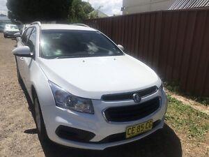 Holden Cruze 2015 $6500.00 10 months Rego