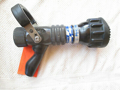 Tft Task Force Tip Automatic Fire Fighting Nozzle 50-350 Gpm