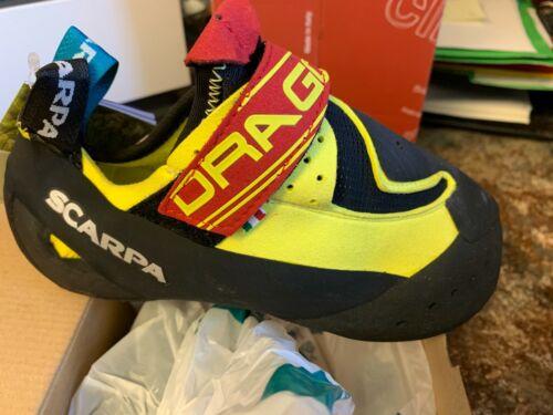 Scarpa Drago Climbing Shoe 70017-000  EUR 41   US 9