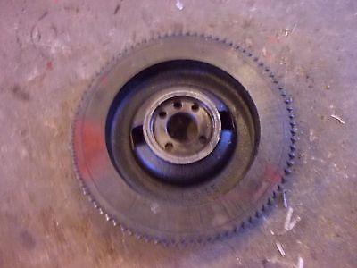 Farmall Cub Tractor Ih Engine Flywheel Starter Ring Gear
