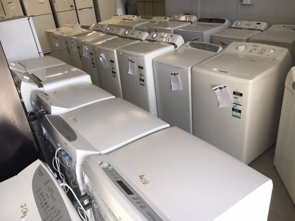FOR SALE TOP LOADER washing machines,DRYERS, DELIVERY WARRANTY