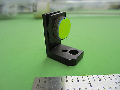 Optical Mirror Filter Reflector Mounted With Photodiode Detector Optics 117
