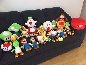 Toutous Mario Bross