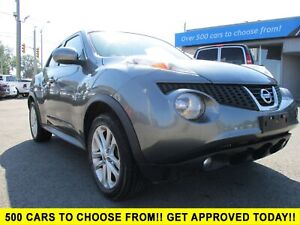 2013 Nissan Juke SL LEATHER, SUNROOF, NAV, HEATED SEATS!!!