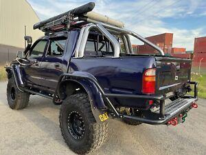 Toyota Hilux sr5 turbo diesel