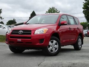2012 Toyota RAV4 FWD + PROLONGÉE + BLUETOOTH + A/C + WOW