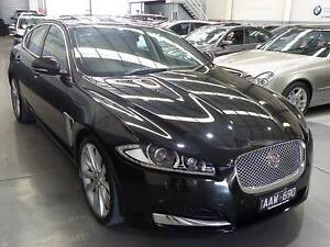 2013 Jaguar XF S Luxury Auto MY14 Alphington Darebin Area Preview