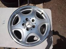 """MERCEDES MAGS """"RONAL"""" with Wheel Nuts Made in Germany Mount Gravatt Brisbane South East Preview"""