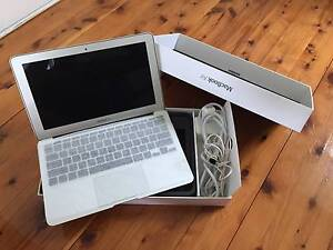 """MacBook Air 11"""" 2011, i7 processor, 256GB, 4GB RAM Avalon Pittwater Area Preview"""