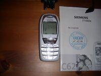 Cellulare Siemens C62 Originale Perfettamente Funzionante+spedizione Lampo - siemens - ebay.it
