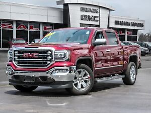 2016 GMC Sierra SLT 4X2..ONE OWNER...LOCAL TRADE