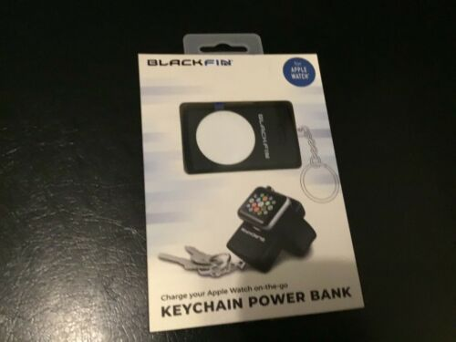 Black Fin Power Bank for Apple iWatch