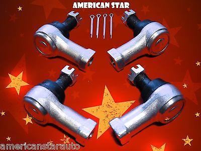 4 American Star 4130 Chromoly Ball Joints For 2013 Kawasaki Teryx 750 4x4
