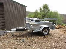 Semi Off Road Camper Trailer Hazelbrook Blue Mountains Preview