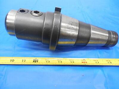 Nmtb50 Parlec 1 14 I.d. Solid End Mill Tool Holder 1.25 4 Projection N50-12em4