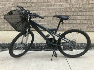 "Grey Roadmaster bicycle (20"")"