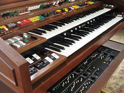 Yamaha E75 Synth Organ CS80 Type Sounds