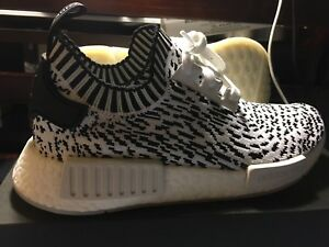 NMD_R1 PK Zebra white size 8