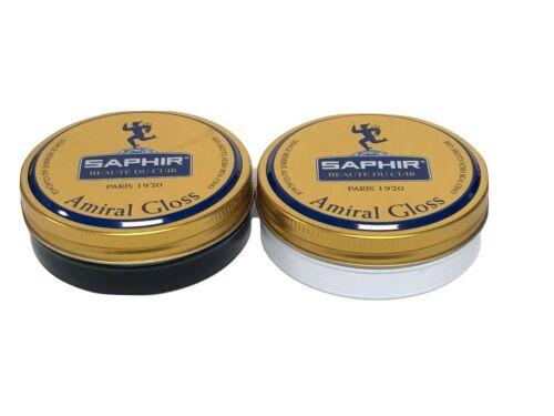 Saphir Amiral Gloss High Shine Shoe Polish, 50ml