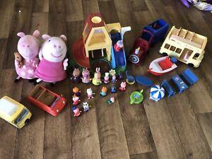 Peppa pig & Sylvanian families