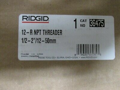 Ridgid 36475 Threading Set 46b
