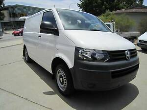 2011 Volkswagen Transporter T5 SWB *Fitted Shelving and Draws Yeerongpilly Brisbane South West Preview