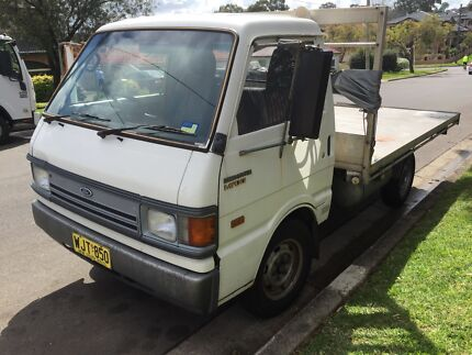 Cheap ford truck LPG and petrol sell or seap Condell Park Bankstown Area Preview