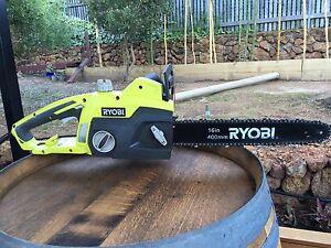 Ryobi electric chainsaw Kalamunda Kalamunda Area Preview