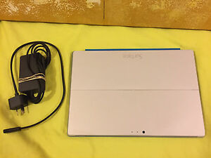 Microsoft Surface Pro 3 128GB + Touch Cover Modbury Tea Tree Gully Area Preview