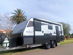 Brand New in Stock Great Alpine Semi Off Road 19ft 2 berth with Full Ensuite