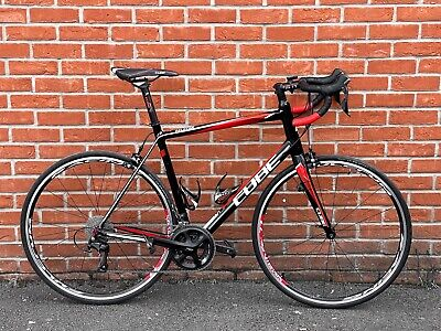 Road Bicycle Cube Racer 60 Cm Full Shimano 105 Excellent Condition
