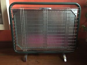 Vintage Electromaid electric radiant space heater